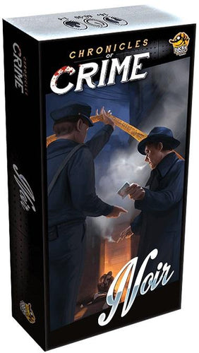 Chronicles of Crime: Noir Expansion - Conundrum House