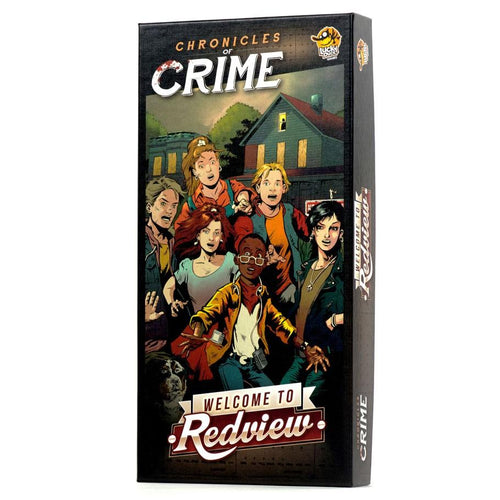 Chronicles of Crime: Redview - Conundrum House