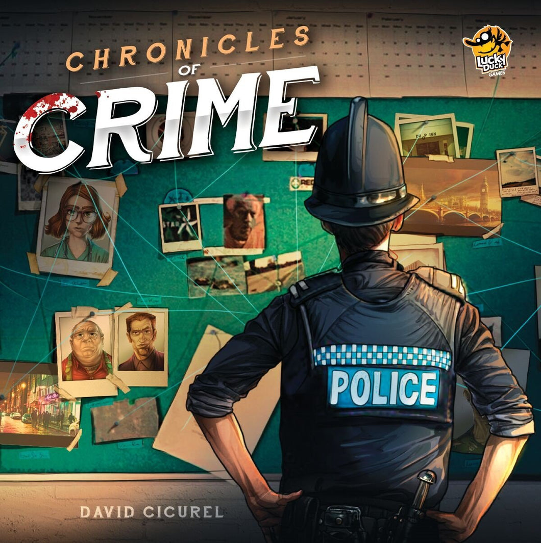 Rental - Chronicles of Crime - Conundrum House