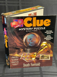 Rental - CLUE Mystery Puzzle: Death Foretold  - Conundrum House