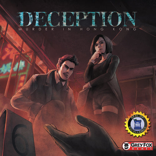 Deception: Murder in Hong Kong - Conundrum House