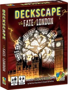 Escape Game - Deckscape: The Fate of London - Conundrum House