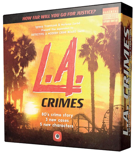 Rental - Detective: L.A. Crimes - Conundrum House