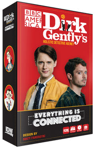Rental - Everything is Connected: Dirk Gently`s Holistic Detective Agency - Conundrum House