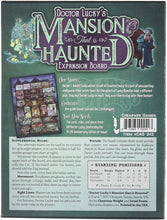 Load image into Gallery viewer, Doctor Lucky: Mansion Haunted Board - Conundrum House