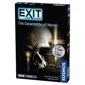 EXIT: The Catacombs of Horror - Conundrum House