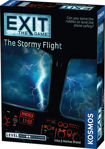 EXIT: The Stormy Flight - Conundrum House