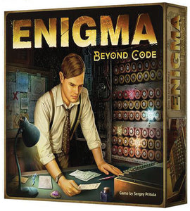 Board Game, Enigma - Rental - Enigma - Beyond Code - Conundrum House
