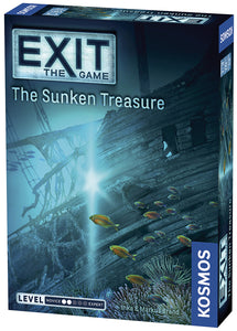 Escape Game - EXIT: The Sunken Treasure - Conundrum House