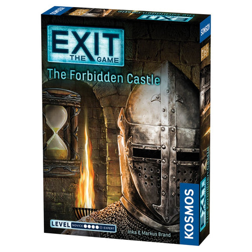 EXIT: The Forbidden Castle - Conundrum House