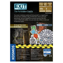 Load image into Gallery viewer, EXIT: The Forbidden Castle - Conundrum House