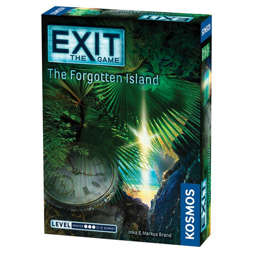 EXIT: The Forgotten Island - Conundrum House