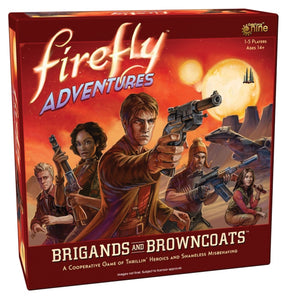 Board Game, Firefly Adventures - Rental - Firefly Adventures: Brigands and Browncoats - Conundrum House
