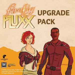 Firefly Fluxx: Deck and upgrade bundle