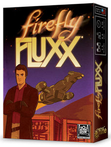 Card Game - Firefly Fluxx: Deck - Conundrum House