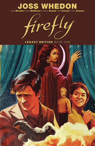 Comics - Firefly Volume 01 Legacy Edition Trade Paperback (TPB)/Graphic Novel - Conundrum House