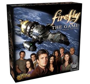 Board Game, Firefly - Rental - Firefly: The Game - Conundrum House