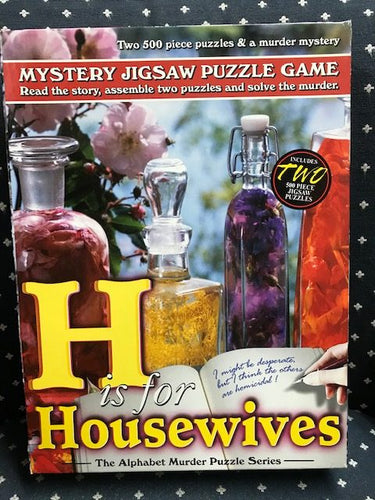 Rental - Alphabet Murder: H is for Housewives - Conundrum House