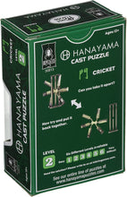 Load image into Gallery viewer, Hanayama Puzzle: Cricket Lvl 2 - Conundrum House