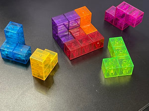 Soma Cube - Magic Magnetic Cube
