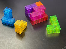 Load image into Gallery viewer, Soma Cube - Magic Magnetic Cube