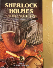 Load image into Gallery viewer, Rental - BePuzzled Classic: Sherlock Holmes and the Speckled Band