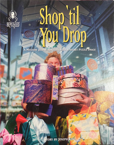 Rental - BePuzzled: Shop 'til You Drop