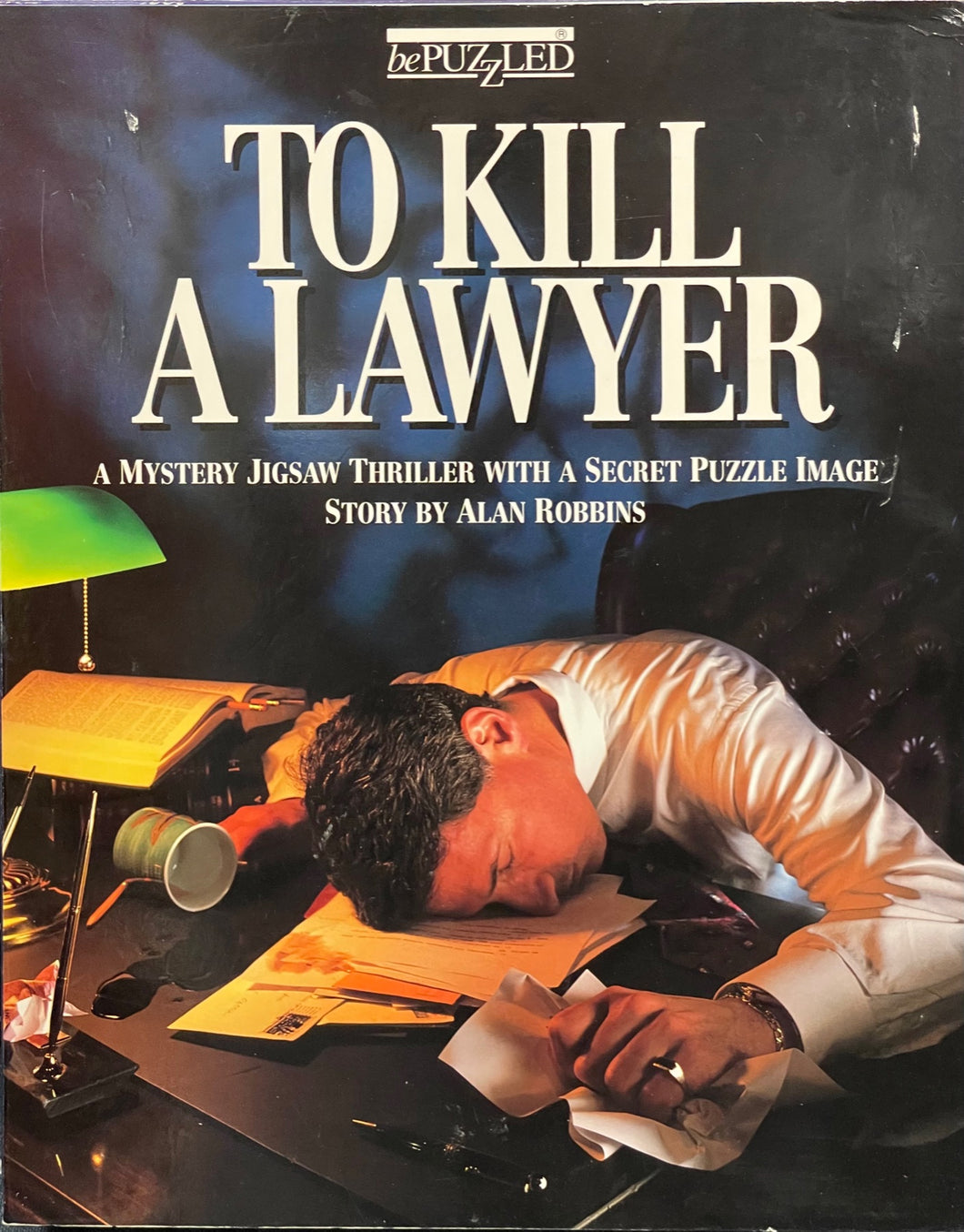 Rental - BePuzzled: To Kill A Lawyer