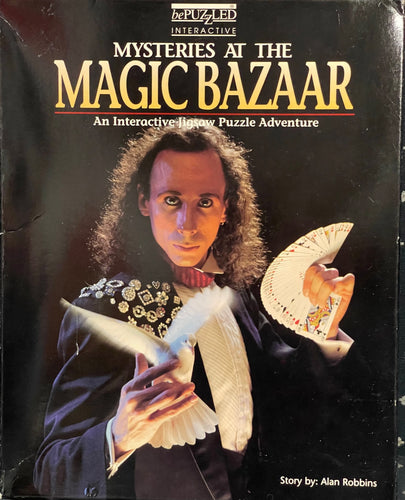 Rental - BePuzzled Interactive: Magic Bazaar