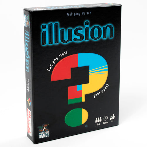 Card Game - Illusion - Conundrum House