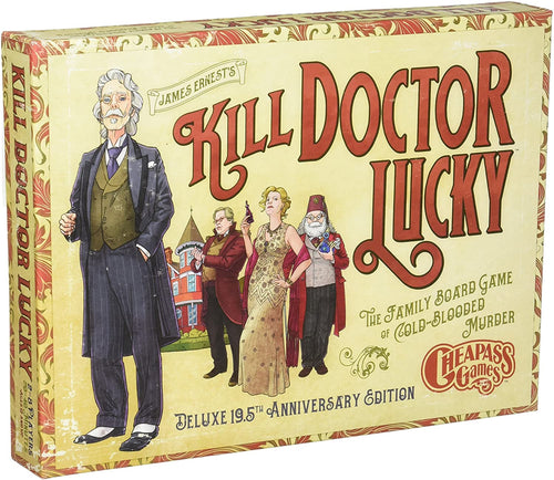 Kill Doctor Lucky (Anniversary Edition) - Conundrum House