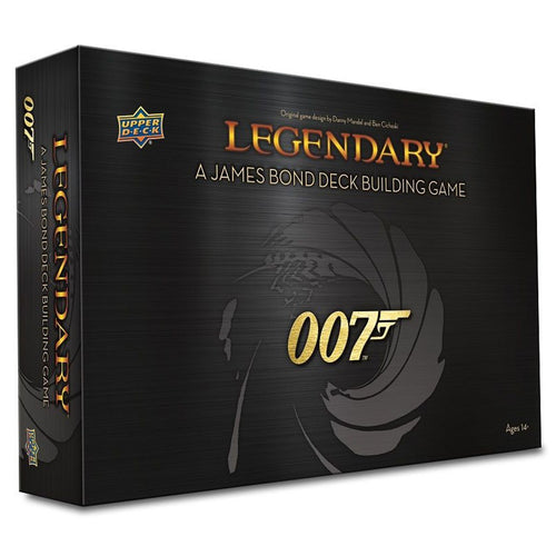 Legendary: James Bond - Conundrum House