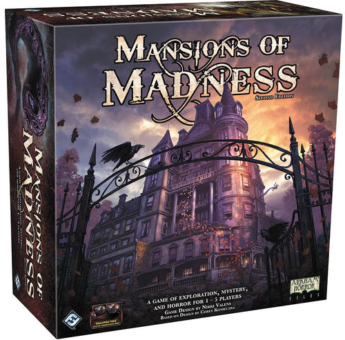 Mansions of Madness 2nd Edition - Conundrum House