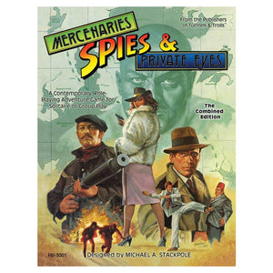 Mercenaries, Spies & Private Eyes (HC) - Conundrum House
