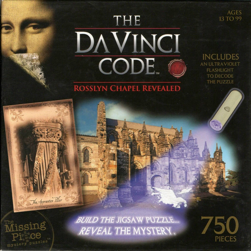 Rental - Missing Piece: the DaVinci Code - Rosslyn Chapel Revealed - Conundrum House