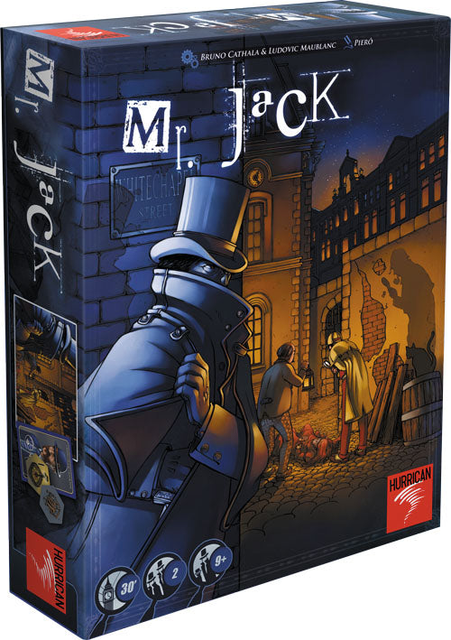 Mr. Jack (Revised Edition) - Conundrum House
