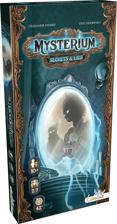 Mysterium: Secrets and Lies Expansion - Conundrum House