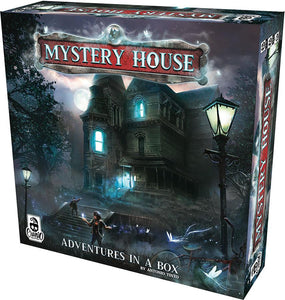 Rental - Mystery House - Conundrum House