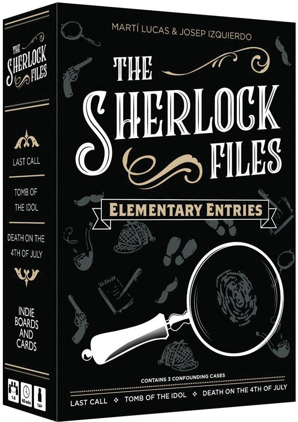 Sherlock Files: Elementary Entries - Conundrum House