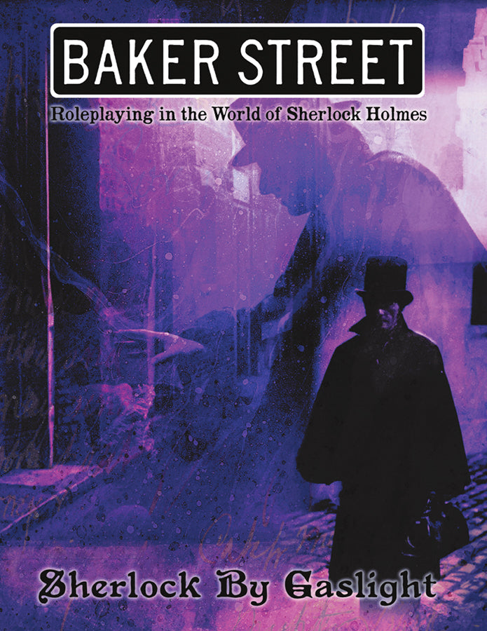 Baker Street: Sherlock by Gaslight - Conundrum House