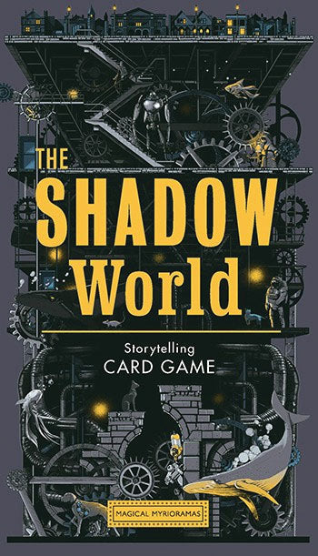 Card Game, Storytelling Card Game - Rental - Storytelling Card Game: The Shadow World - Conundrum House