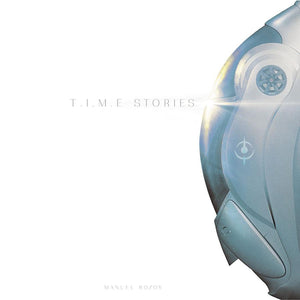 Rental - T.I.M.E. Stories - Conundrum House