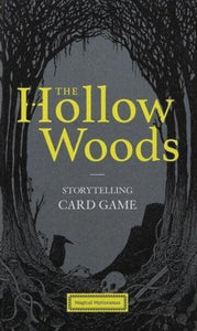 Card Game - Storytelling Card Game: The Hollow Woods - Conundrum House