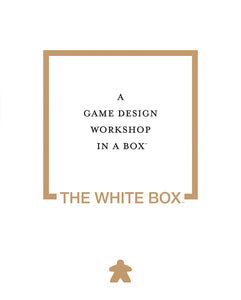 RPG - The White Box: A Game Design Kit In a Box - Conundrum House