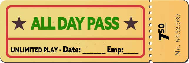 Non-Member All Day Pass - Conundrum House