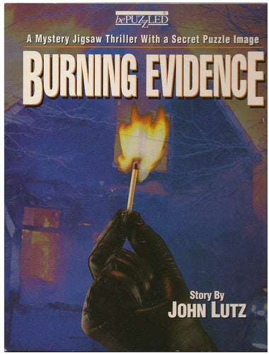 Rental - BePuzzled: Burning Evidence - Conundrum House