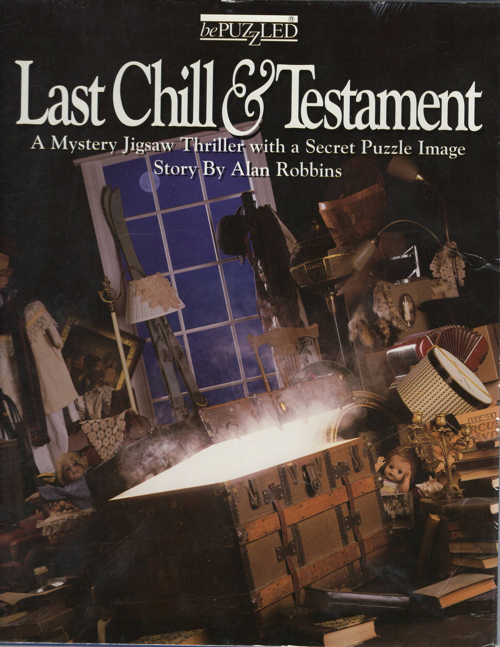 Rental - BePuzzled 1000: Last Chill and Testament - Conundrum House