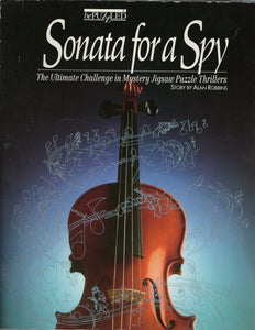 Rental - BePuzzled 1000: Sonata for a Spy - Conundrum House
