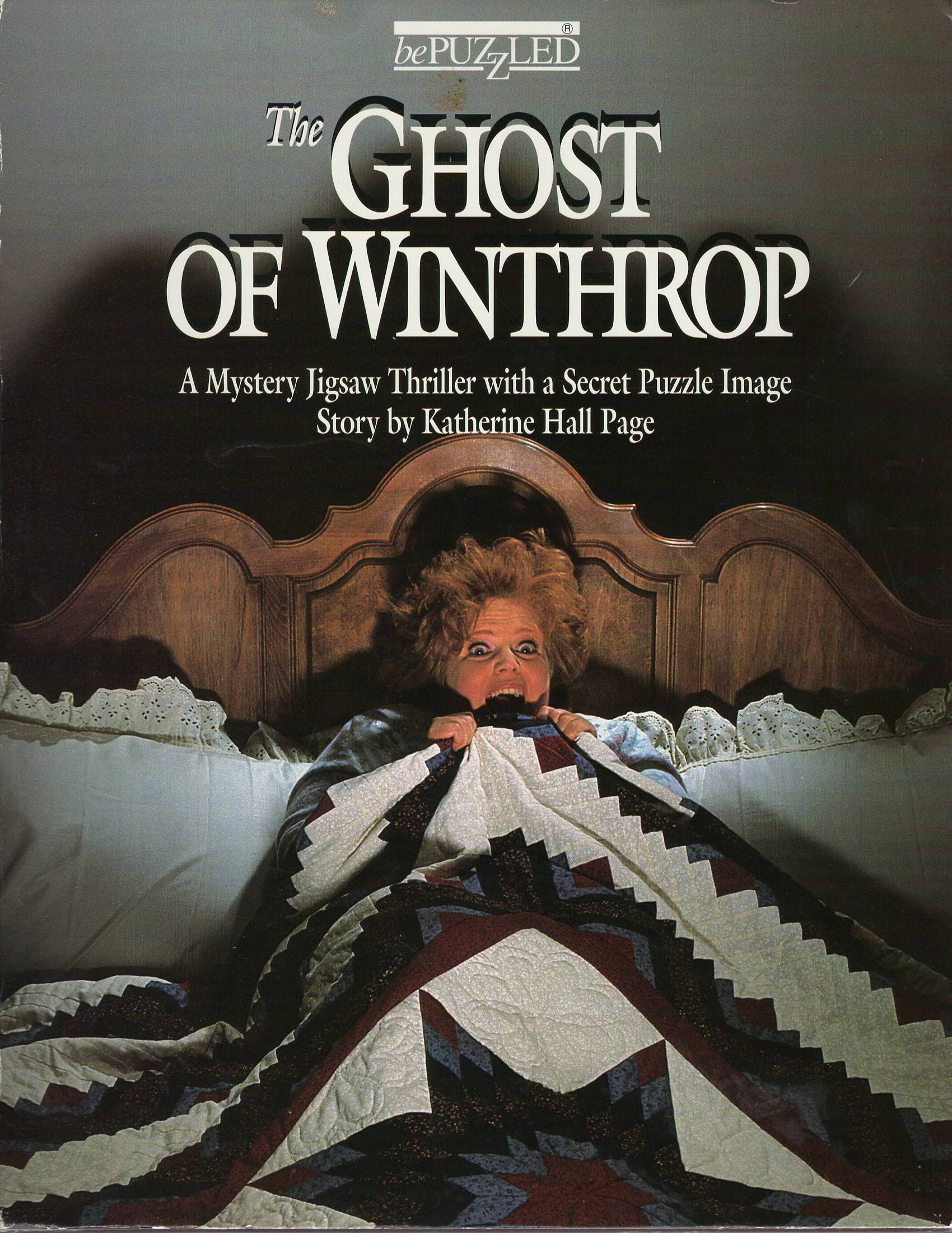 Rental - BePuzzled 1000: the Ghost of Winthrop - Conundrum House