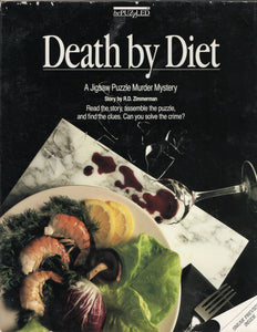 Rental - BePuzzled 500: Death by Diet - Conundrum House